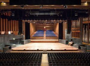 Oslo 20130430; Interiør og eksteriør av Oslo Konserthus