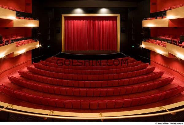 استانداردهای طراحی سالن های آمفی تئاتر و فضاهای جانبی