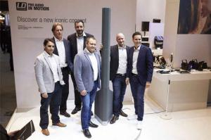 نمایشگاه صوت و نور 2017 آلمان