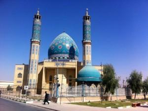 مسجد علی ابن ابیطالب (ع)